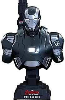 [ Hot Toys bust ' Avengers / Age of Urutoron ' War Machine mark 2 1/4 scale bust plastic Painted figures