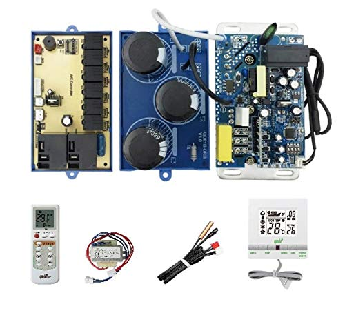 Genérico. GASMOBE Sistema de Control Universal de reemplazo para máquinas de Aire Acondicionado Inverter de hasta 6000 frigorías (24000BTU)