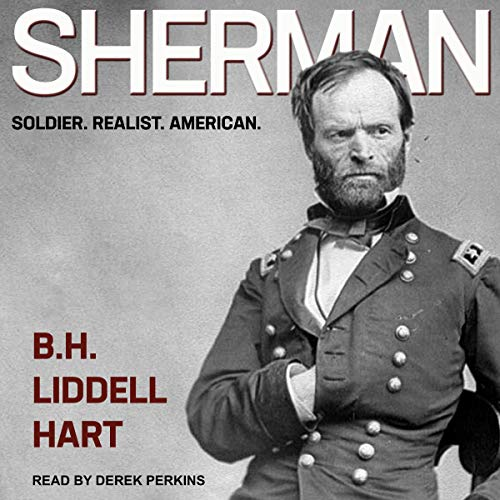 Sherman Audiobook By B.H. Liddell Hart cover art