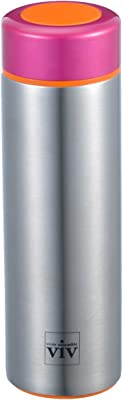 ViV スクリューキャップ ボトル 450ml ピンク 68905