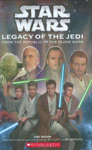Star Wars: Legacy of the Jedi #1
