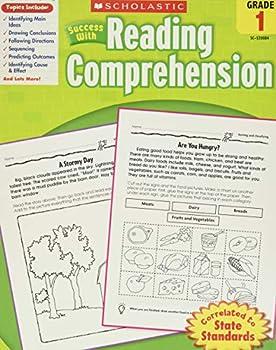 Scholastic Success with Reading Comprehension Grades 1