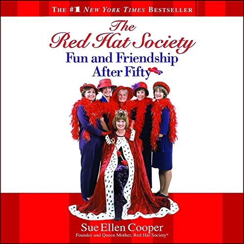 The Red Hat Society (TM) audiobook cover art