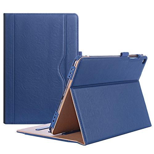 ProCase ASUS ZenPad 3S 10 Z500M Gehäuse - Ständerhülle Folio Case für ASUS ZenPad 3S 10 Tablette -Marine