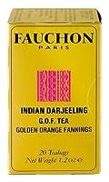 FAUCHON 紅茶ダージリン(ティーバック) 20袋 ×5セット