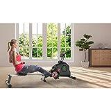 Tunturi Cardio Fit R30 Rudergerät für Zuhause / Rudermaschine /Rower / Heimtrainer mit Magnetbremssystem/ klappbar und platzsparend - 2