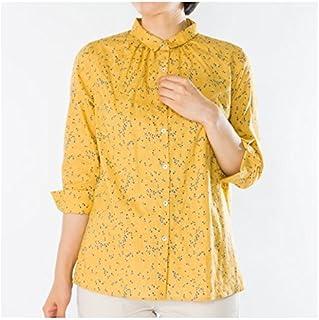 ゴールデンベア(レディース)(GoldenBear) プリントシャツ