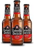 CERVEZA ESTRELLA DE GALICIA ESPECIAL LAGER PACK 24 BOTELLAS 33CL