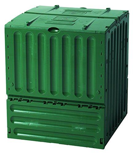 Eco King Composteur Vert 400 l