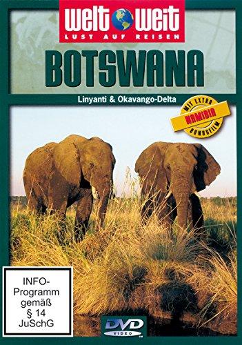 Botswana Linyanti & Okavango Delta - welt weit (Bonus: Namibia)