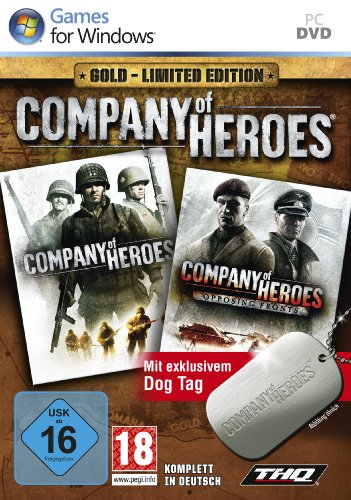 Company of Heroes Gold - Limited Edition