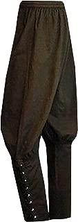 Men's Ankle Banded Pants Medieval Viking Navigator Trousers Renaissance Pants