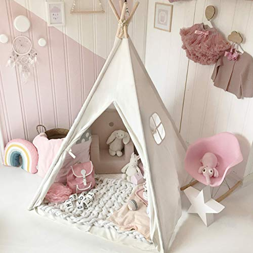 Kids Teepee Tent with Padded...