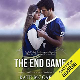 The End Game                   De :                                                                                                                                 Kate McCarthy                               Lu par :                                                                                                                                 Taryn Eva,                                                                                        Teddy Hamilton                      Durée : 15 h et 10 min     Pas de notations     Global 0,0