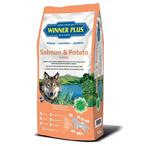 Winner Plus Holistic salmone e patate 2kg