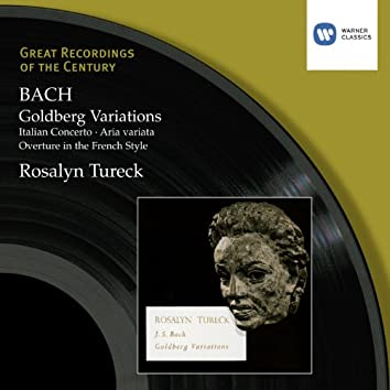 Goldberg Variations etc