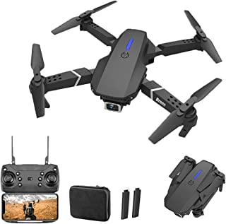Shenjia E88 GPS FPV Drones con cámara para Adultos 1080P HD