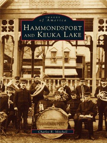 Hammondsport and Keuka Lake (Images of America) (English Edition)