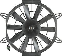 DB Electrical RFM0016 New Radiator Cooling Fan Motor For Hawkeye 400 Polaris Atv 2012 2013 2014 12 13 14, Sportsman 400 500 Polaris 2012 2013 2014 12 13 14 70-1024 2411330 463742