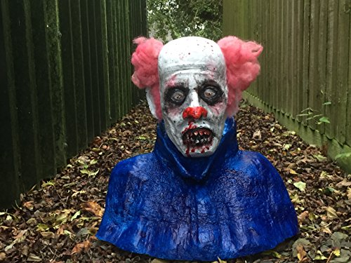3D Scary Clown Archery Target! Splattered in Blood! Superb to Shoot!