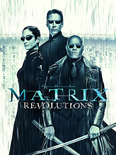 The Matrix Revolutions ⭐