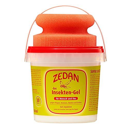 ZEDAN SP – Das Insekten Gel (mit Schwamm), 500 ml