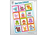 Taylor Made Designs Sew Cute Critters Pattern