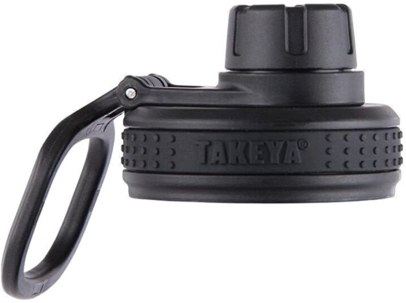 Takeya Originals Bottle Spout Lid Black