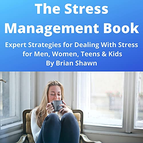 『The Stress Management Book』のカバーアート