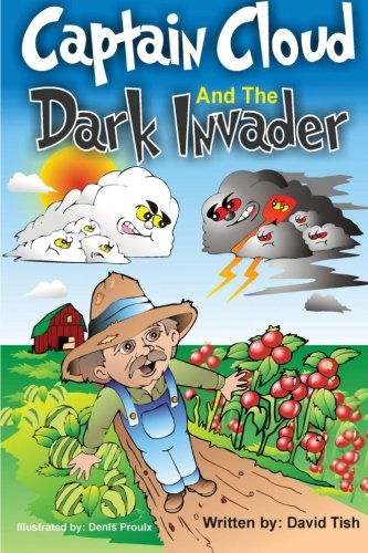 Book: Captain Cloud and the Dark Invader by David Tish