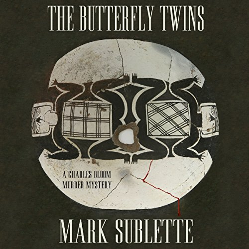 The Butterfly Twins     A Charles Bloom Murder Mystery, Book 5              By:                                                                                                                                 Mark Sublette                               Narrated by:                                                                                                                                 Milton Bagby                      Length: 7 hrs and 24 mins     4 ratings     Overall 5.0