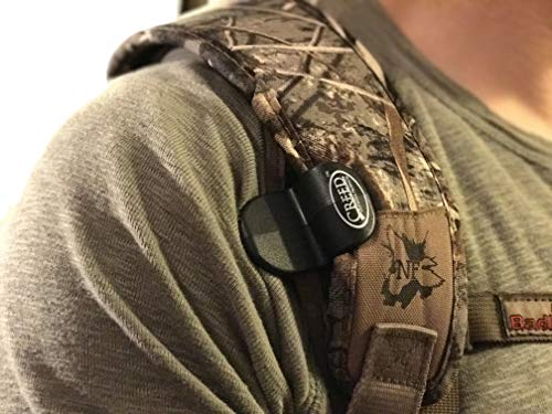 Sling Saddle Shoulder Clip by Creed Outdoors,...