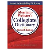 Collegiate Dictionary, 11th Edition, Hardcover, 1,664 Pages, Sold as 1 Each