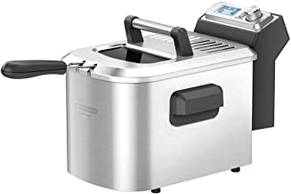 Fritadeira Smart 127V, Tramontina, 69160011, Prata