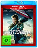 The Return of the First Avenger [3D Blu-ray]