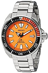 Seiko Men's SRPC07 Prospex Analog Display and Automatic-self-wind Movement