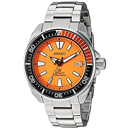 Fashion Shopping Seiko Men's SRPC07 Prospex Analog Display Automatic Self Wind Silver Watch