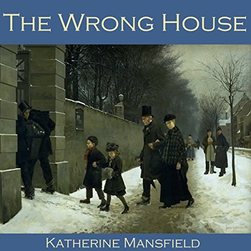 The Wrong House audiobook cover art