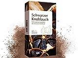 MEDICOM Schwarzer Knoblauch Kapseln - hochdosiert, fermentiert, vegan – ABG10+®: die neue...