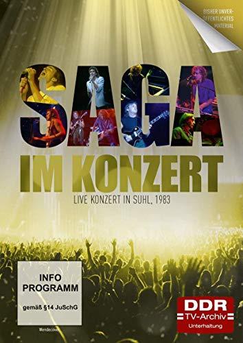 Saga - Im Konzert