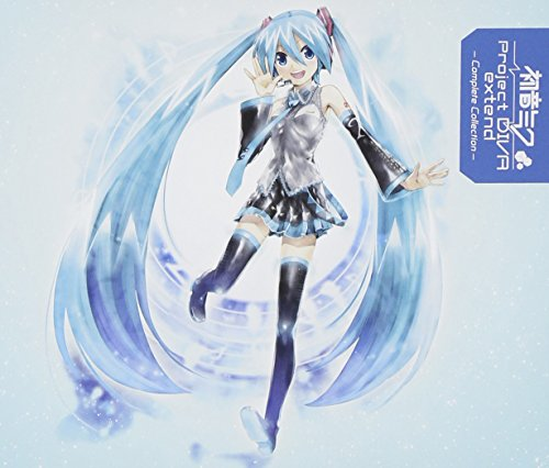 MIKU HATSUNE PROJECT DIVA EXTEND COMPLETE COLLECTION