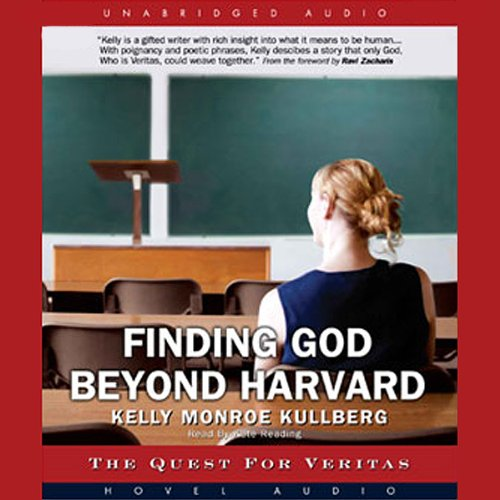 Finding God Beyond Harvard cover art