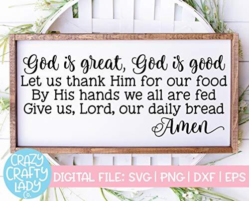 Rummy God Is Great God Is Good Wood - Letrero de Madera, diseño de or