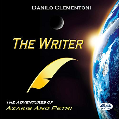 The Writer audiobook cover art