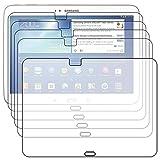 ebestStar:para Samsung Galaxy Tab 310.1GT-P5210, 10pulgadas, P5200P5220. Lote x 5 films de protección de pantalla; antirrayaduras, protector transparente [dimensiones PRECISAS de tu dispositivo:243,1x 176,1x 8mm, pantalla 10,1pulgadas].