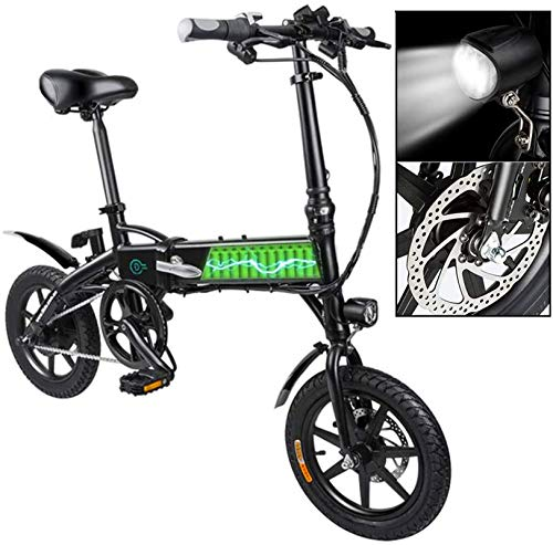 RDJM Ebikes E-Bike, E-MTB, 36V 7.8Ah Electric Bike for Adults Men Women 250W Folding Mountain Bike Max Speed 25Km/H Maximum Loading 120Kg