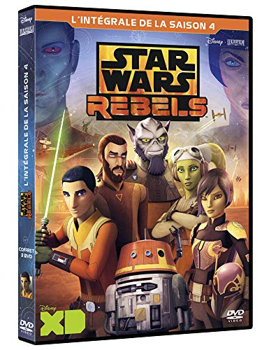 Star Wars Rebels-L'intégrale de la Saison 4