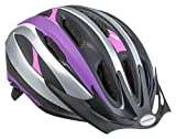 Schwinn Bike Helmet Intercept Collection, Adult, Silver/Blue