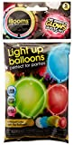 Illoom Balloons (5 Pack Light up Multi Coloured Party Balloons