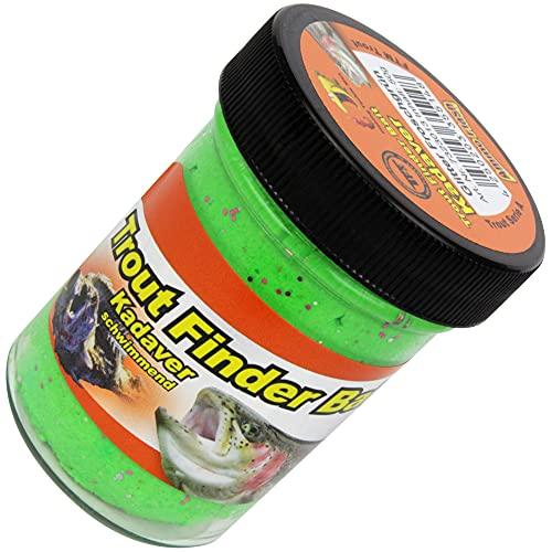 FTM Ciasto na pstrąga 50 g Kadaver pływająca - pasta na pstrągi, kolor: żaba zieleń